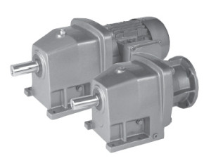 In-line Helical Gearmotors Part Numbers - Page 1