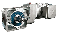 Nord 2-stage Helical-Bevel Gear Unit