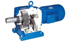 Nord Helical Inline Gear Drives (a)