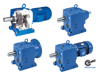 Nord In-line Helical Gearmotors