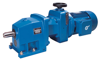 Nord Mechanical Veriable Speed NORDISC Friction Drives