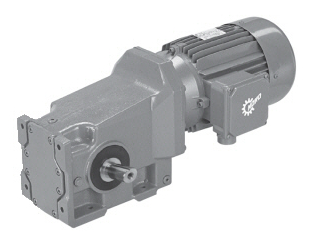 Nord Right-angle Helical-bevel Gearmotors Part Numbers - Page 1