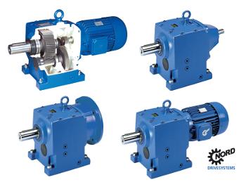 nord gear motors