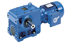 Nord Helical Worm Gear Drives